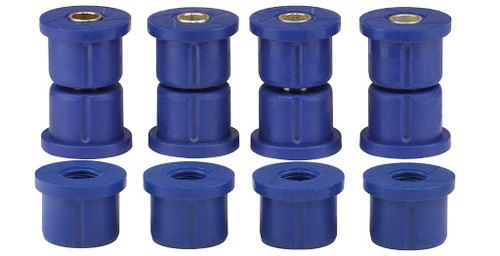 Plastic and Rubber Bushes